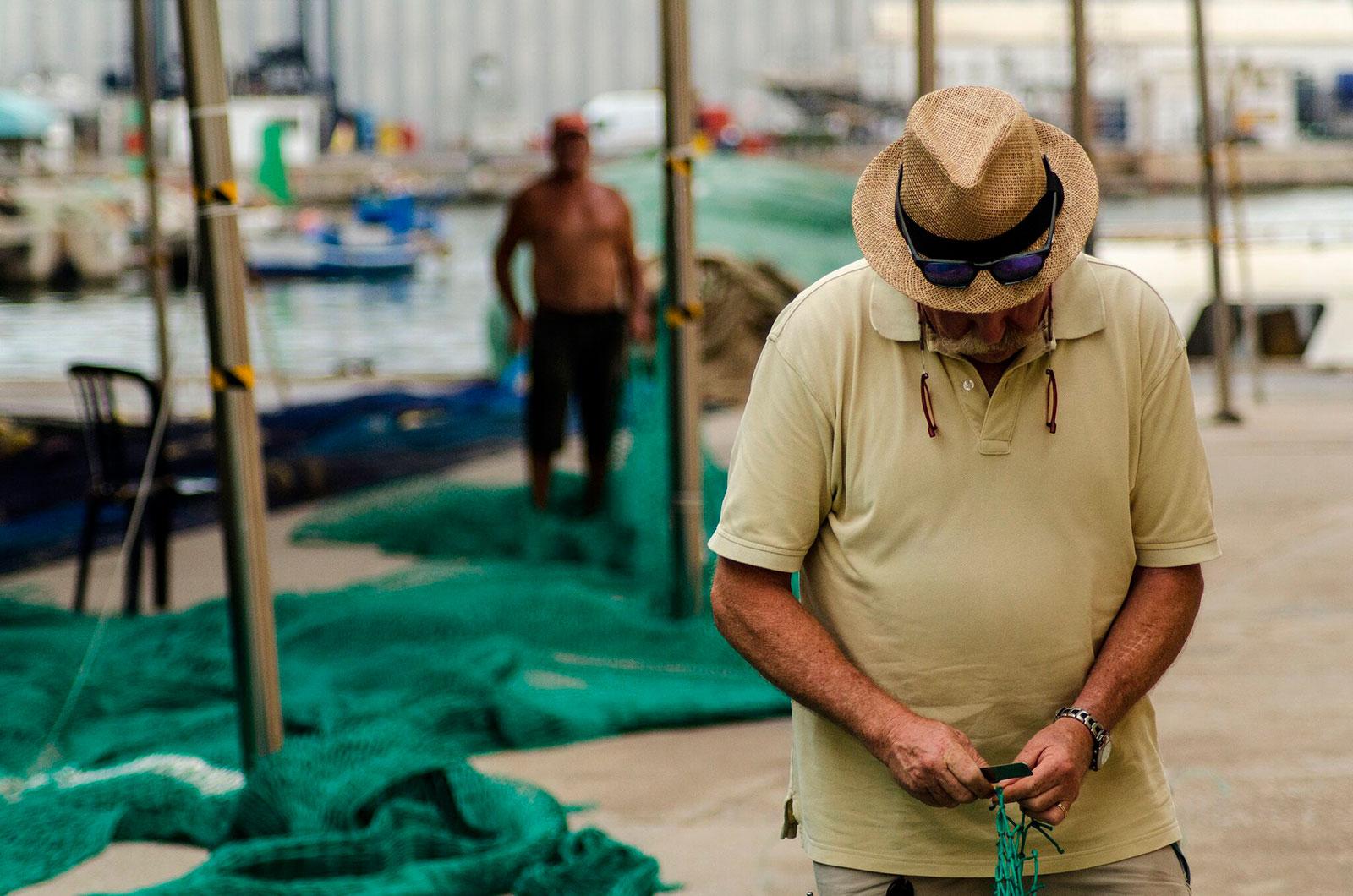 pescaturisme barcelona